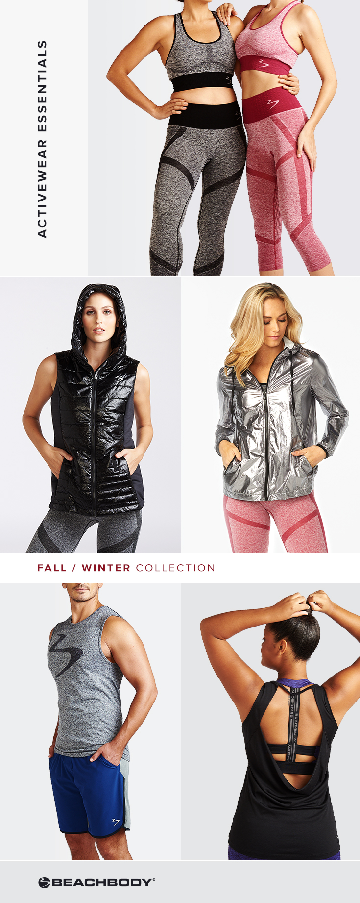 Activewear Essential apparel