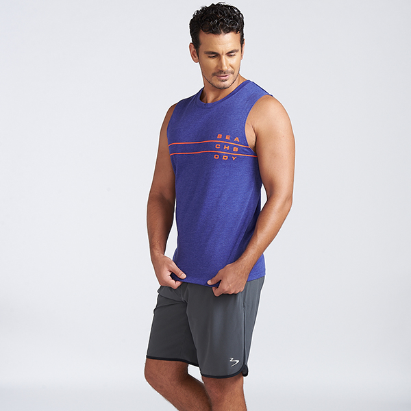 Fusion Muscle Tank and Energy Hybrid Shorts