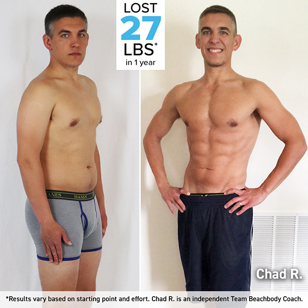 LIIFT4 before and after results