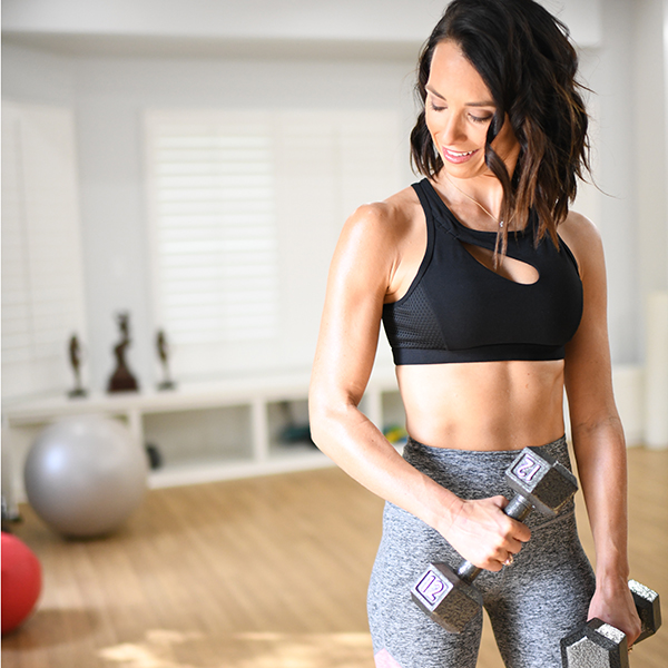 Autumn Calabrese 21 Day Fix workouts