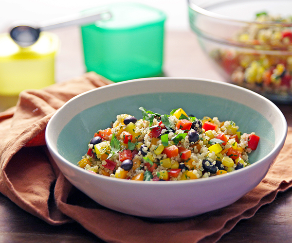 Quinoa-and-Black-Bean-Salad