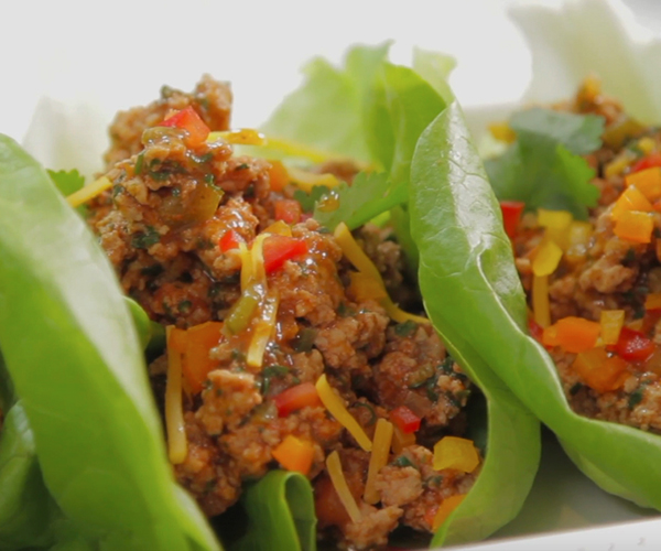 Turkey-Taco-Lettuce-Wraps