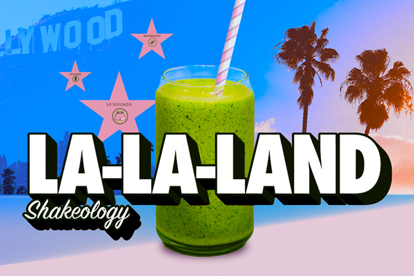 10 Rounds Shakeology recipe