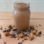 Chocolate Salted Caramel Shakeology smoothie