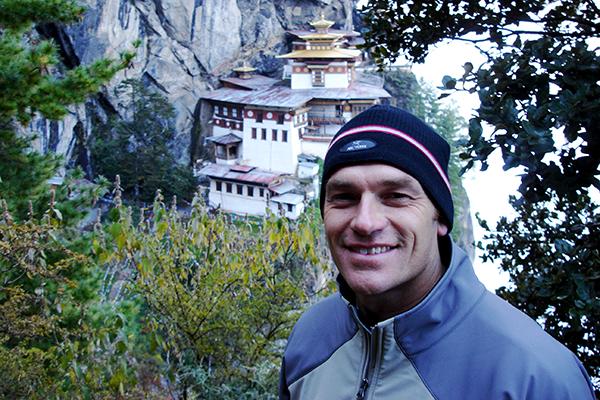 Darin Olien in Bhutan