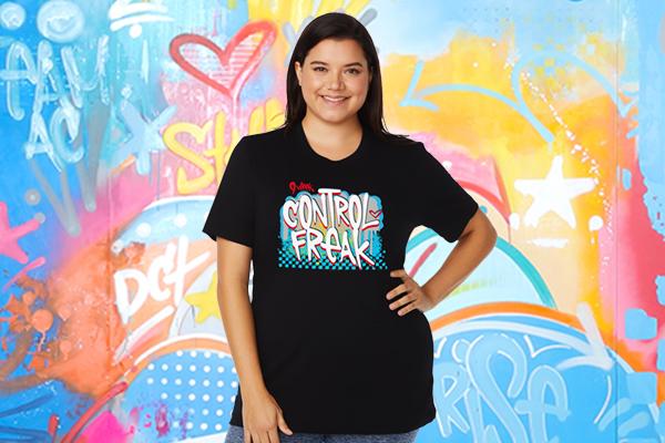 Timeless Control Freak 9 Weeks T-Shirt