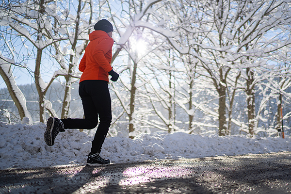 Running in Cold Weather Tips