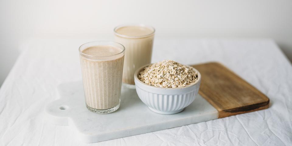 Oat Milk Nutrition