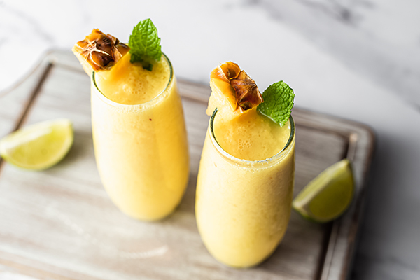 Mango Daiquiri Energize Coolers with Beachbody Lemon Energize
