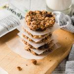 Shakeology No Bake Oatmeal Raisin Cookies