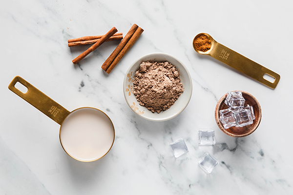 Mayan Chocolate Shakeology ingredients