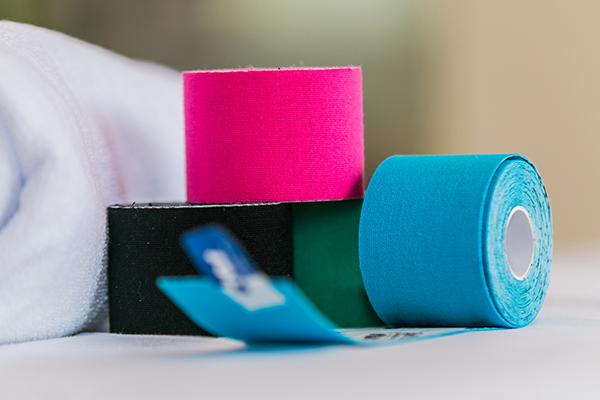 Three rolls of KT tape