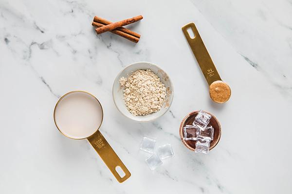 Almond Spice Latte Shakeology ingredients
