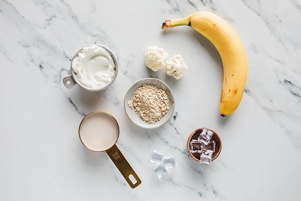 Power Latte Shakeology ingredients