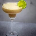 Frozen-Margarita Shakeology in a glass