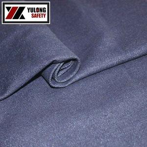 8cfd32d9becf 100% Cotton Twill Denim Fabric For Fire Retardant Workwear