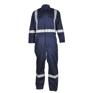 a17b33dad63e Flame Retardant Cotton Reflective Fr Uniform For Workers