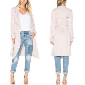 969fda8e2cb69 Factory wholesale plain new pant coat design photo trench coat women
