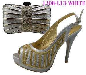 1308-L13 designer italian matching shoes and bags to match women ebcfed7e2404