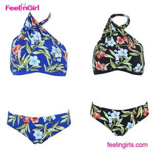 705695c27cc97 Wholesale Hot Sale Floral Pattern Brazilian Pictures Women Sexy G String  Bikinis