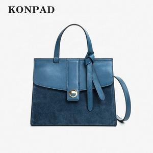 6cc5d51c155 KC0241 Vintga Leather Satchel Ladies Handbags and Purses Shoulder Bag for  Women