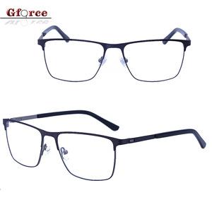 a8b86700939e shenzhen factory new model popular stainless steel metal optical eyeglasses  frames for women