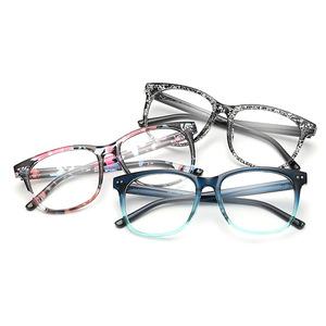 a5852d5bb156 Vintage Eyeglasses Men Fashion Eye Glasses Frames Brand Eyewear For Women  Eyeglasses For Computer Armacao Oculos