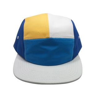 d3da156d 2017 summer CONTRAST COLOR five 5 panel hat caps strapback snapback for men  women brand bone