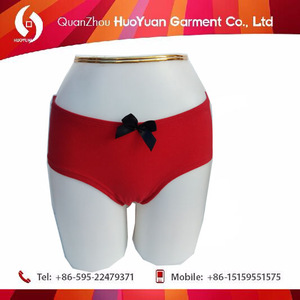 5fd6d32d1d 2017Spring new design Women Under Wear Wholesale OEM Cotton Panties Women  Thong