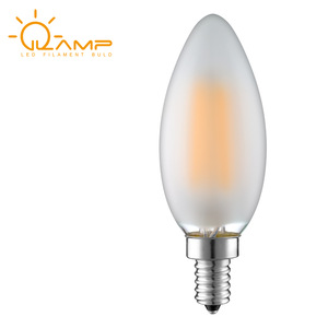Led Lighting Dedicated 1x Edison Filament Led Candle Lamp 4w 6w 9w E14 E12 E27 Ac110v 220v Led Bulb Light High Bright Led Lamp Led E14 E12 Lights & Lighting
