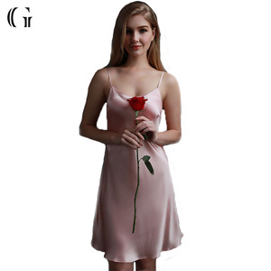 81bc2dd1271 Hot Sale Nightgowns For Women Sexy Sleeveless Tank Sleepdress Nightie