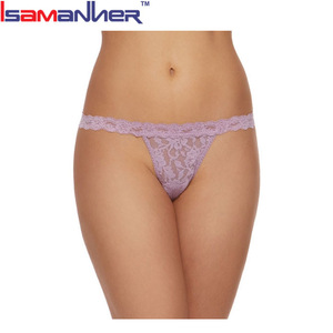 3d07c13b5d1 Hot sexy micro g string transparent women wearing lace panties
