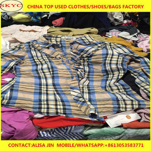 7a0631a273a Guangzhou used clothing overstock high quality China modern cities second  hand clothes recycled for Africa buyers
