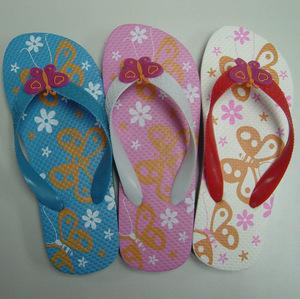 626822a9c164 Nice Plastic Pieces Rubber Slippers kids Flip Flops Wholesale