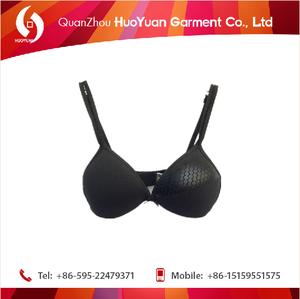 8754c2dde9 2016 HUOYUAN Women Bra Push Up Bra with Removeable Cup mesh mature women  bra panty photo