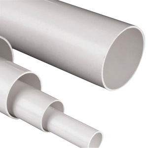 Baijiangnd Round Shapes All Size 30 Inch Diameter Pvc Pipes For Water
