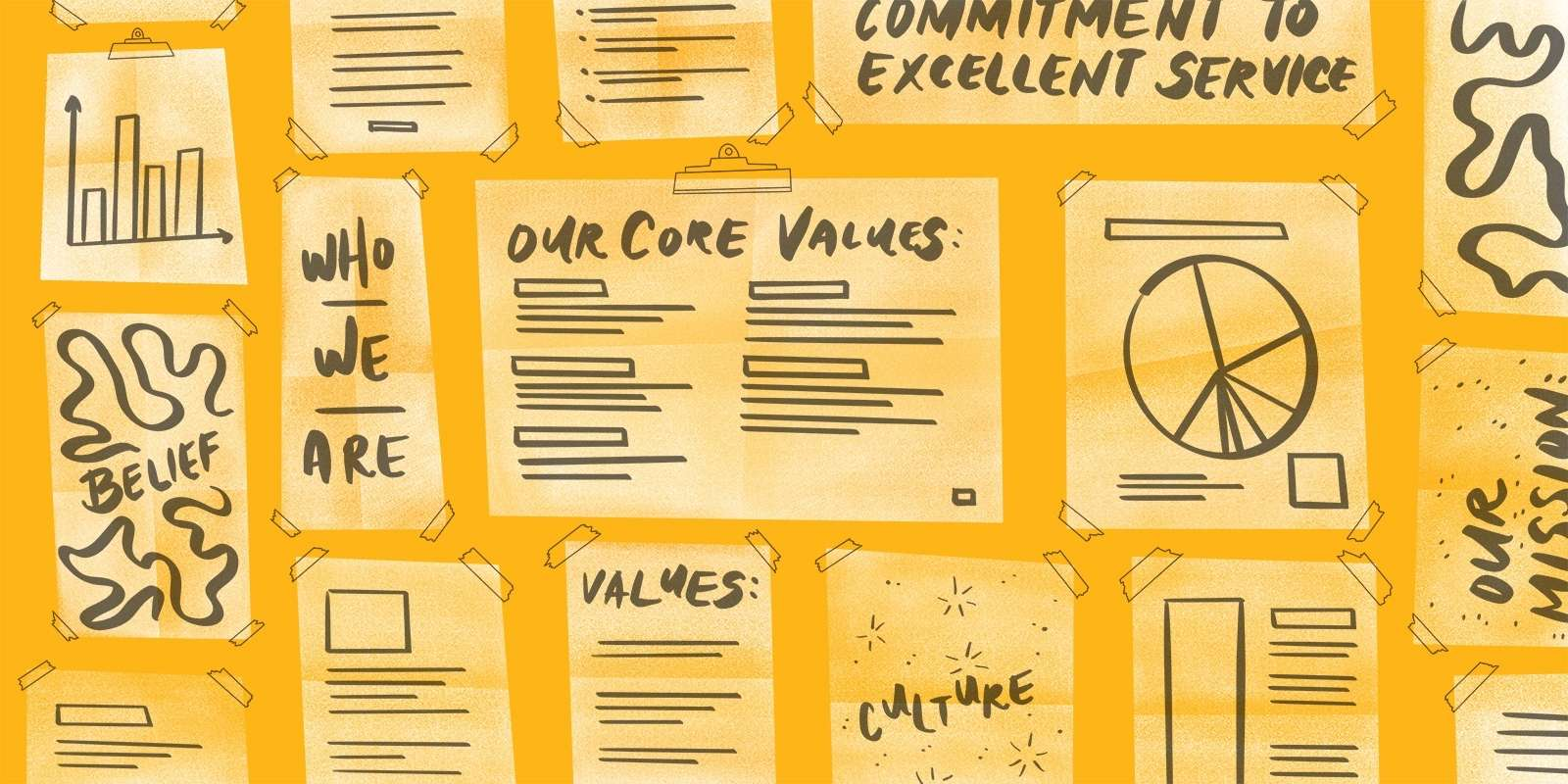 Core Values Cost You Something Hero Image