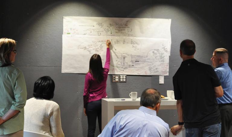 Workshop to solve a problem