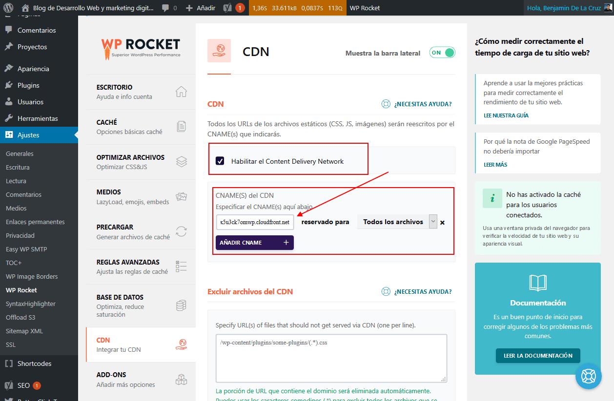 wp-rocket-cdn-wordpress