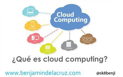 ¿Qué es cloud computing?  | Amazon AWS plataforma en la nube [2018]