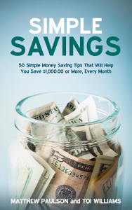 Featured Book: Simple Savings: 274 Money-Saving Tips by Matthew Paulson
