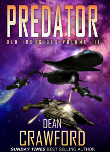 Featured Book: Predator by Dean Crawford