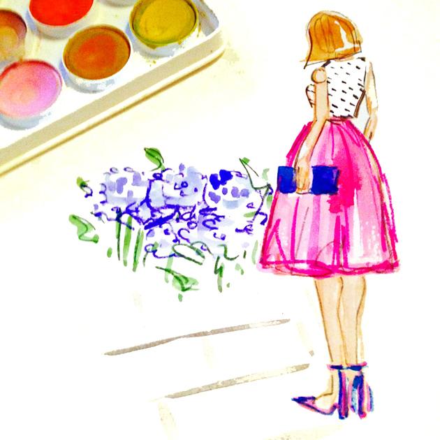 city flowers blog