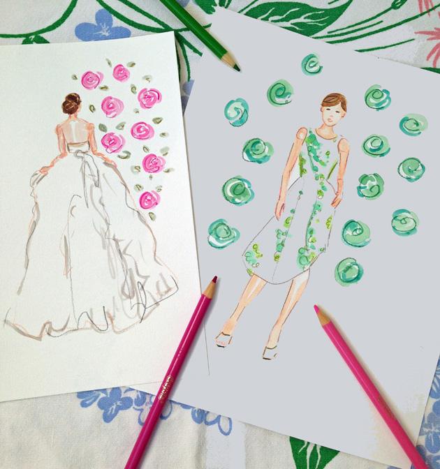 wedding party blog