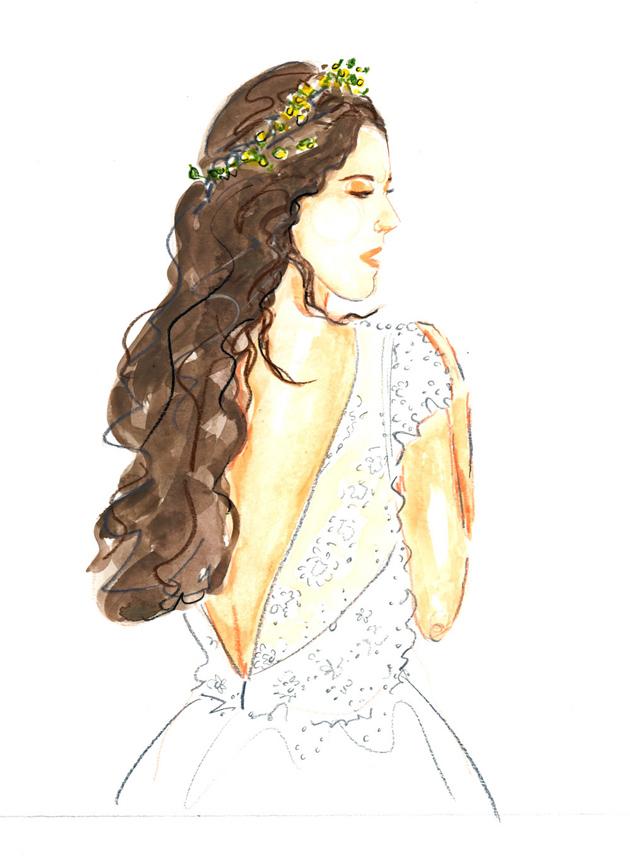 Garland Bride blog