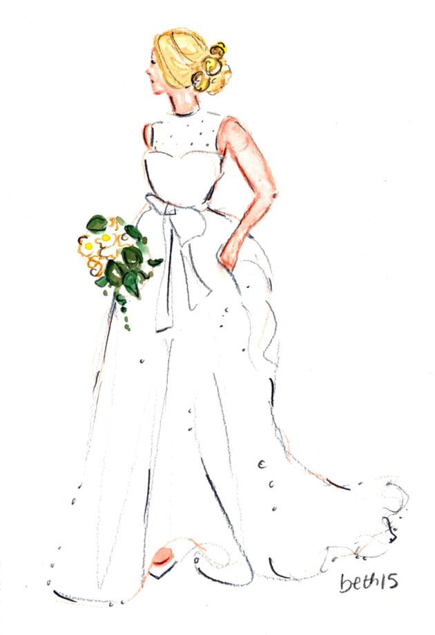 yellow bride blog