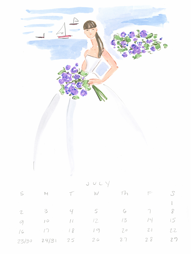 JULY blog