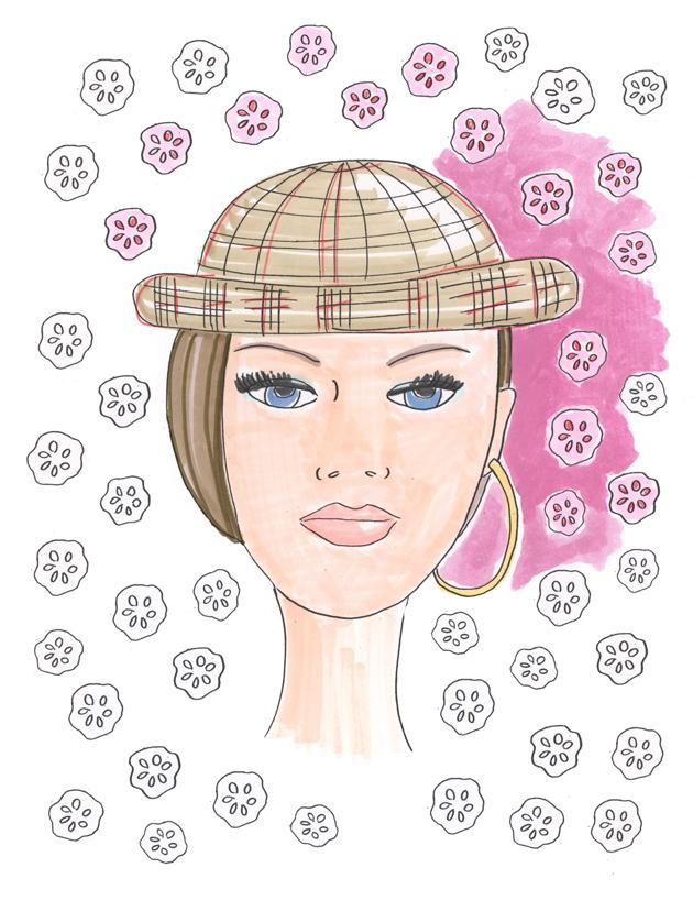 CB pink blog