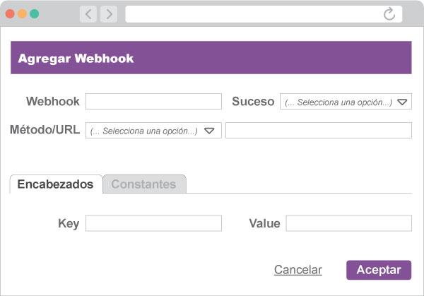 Webhook CRM
