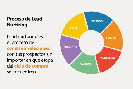 Proceso Lead Nurturing